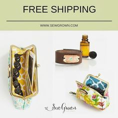🌿Spring is here and so is our FREE SHIPPING special offer! 😊From now until midnight Sunday Sew Grown will pay all shipping costs for any order over $20! 👍This is an amazing deal so please come and check out our great new products! Coupon code: freeshipspecial ***Domestic shipping only, not valid with other coupons, minimum purchase $20*** www.SewGrown.com/shop Link on bio!