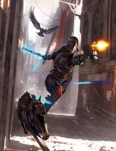 Warhammer 40000,warhammer40000, warhammer40k, warhammer 40k, ваха, сорокотысячник,фэндомы,Adeptus Arbitres,Imperium,Империум