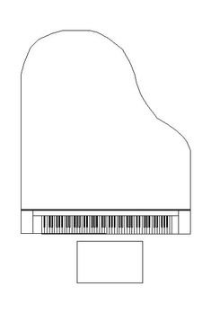 piano-cauda
