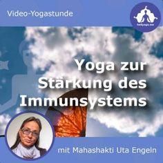 Yoga zur Stärkung von Regenerationskraft und Immunsystem - Heilyoga.ME Pranayama, Sanftes Yoga, Bronchitis, Yoga Kurse, Lunge, Stress, Videos, Faith, Art Of Living