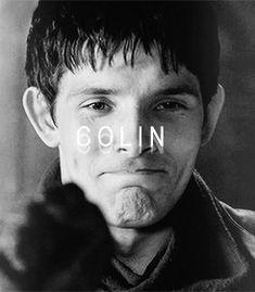 Happy birthday Colin Morgan