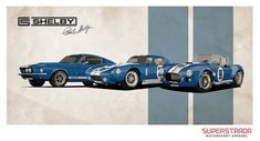 Cars of Carroll Shelby Shelby Daytona, Shelby Car, My Dream Car, Dream Cars, Ford Gt, Ford Mustang, Shelby Mustang, Mustang Cobra, Carroll Shelby