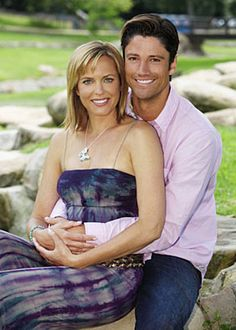 days on our lives | Days of Our Lives - Arianne Zucker Pictures, James Scott Photos ...