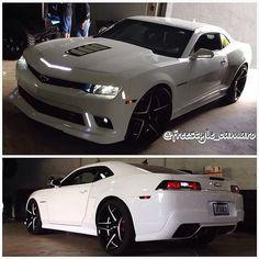 shared a photo from Flipboard 2014 Camaro Ss, American Auto, Dodge Durango, General Motors, Car Manufacturers, Chevrolet Camaro, New Kids, Cadillac, Dream Cars