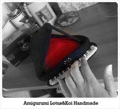 Pianoforte Amigurumi