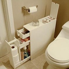 Bathroom Cabinets, Neat And Elegant Bathroom With Small And Long Bathroom Storage Cabinet With Drawer With The Neat Arrangement For Bathroom With Some Tissue And White And Small Closet ~ The Smart Ideas With Using Bathroom Storage Cabinets With Drawers In Your Bathroom