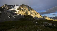 La Grande Casse, sommet de la Savoie et du massif de la Vanoise. Photo N.Drin