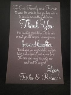 Wedding Welcome Letters Welcome Letter Welcome by modernsoiree