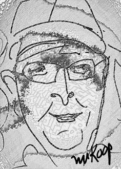 Michael Moore crop art sweeps nation.