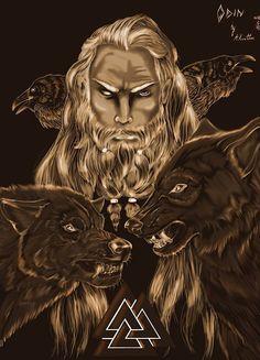 Odin by Kvittra