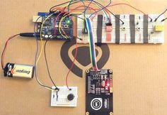 RFID access control for garage door