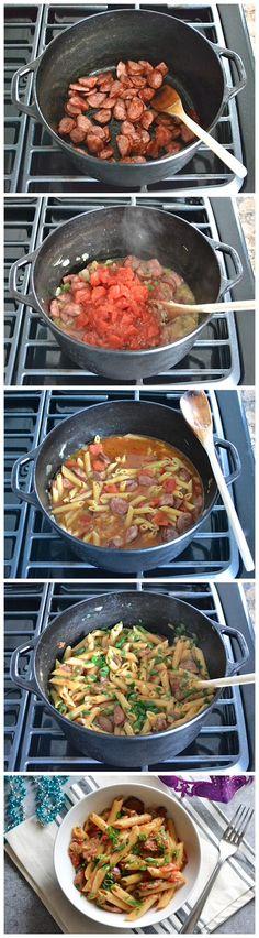 Pastalaya Recipe