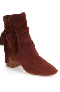 Topshop 'Anabel' Lace-Up Boots (Women) available at #Nordstrom