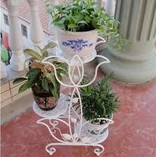holder plate on sale at reasonable prices, buy 666 iron flower stand balcony flower French flower pot flower pot holder from mobile site on Aliexpress Now! Indoor Flower Pots, Indoor Plants, Garden Landscape Design, Garden Landscaping, Balcony Flowers, French Flowers, Flower Stands, Design Case, Metal Furniture