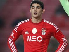 Gonçalo Guedes, Benfica and Portugal