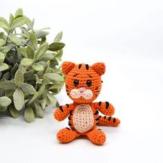 Crocheted animals and amigurumi Archive - KreaLoui Baby Knitting Patterns, Crochet Patterns, Granny Stripes, Iphone 6 Covers, Dip Dye, Some Ideas, Crochet Animals, Free Crochet, Free Pattern