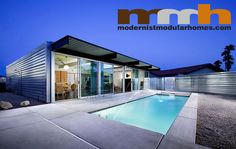 Modernist Modular Homes | Dwell Prefab Sourcebook | West (Palm Springs, CA)