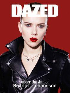 Scarlett Johansson launches Dazed Vol. IV | Dazed