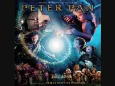 Fairy Dance - Peter Pan Soundtrack by James Newton Howard. For first dance. Peter Pan Soundtrack, Soundtrack Music, Music Songs, Peter Pan 2003, Tinkerbell, Jm Barrie, Film Score, Music Score, Jolly Roger
