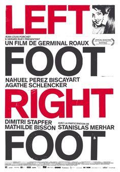 Left foot, right foot : La projection sera suivie d'une discussion avec la directrice du festival international du film francophone, Mme Nicole Gillet.  Comme à chaque projection du cinéclub, la bibliothèque s'associe et vous propose des ouvrages pour approfondir la discussion sur les thèmes développés dans le film....