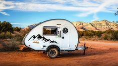 The 2021 TAB 320 Teardrop Camper by nuCamp - YouTube Teardrop Camper Interior, Teardrop Camping, Teardrop Camper Trailer, Camper Trailers, Small Campers For Sale, Small Rv, Teardrop Trailer For Sale, Tab Trailer, Used Campers