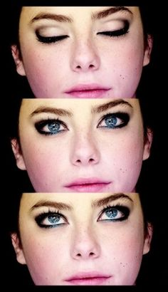 Eyeliner (I think she's Kaya Scodelario) All Things Beauty, Beauty Make Up, Hair Beauty, Love Makeup, Makeup Tips, Makeup Looks, Makeup Style, Kaya Scodelario, Make Up Inspiration