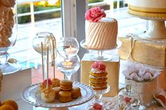 sweet 16 cake tables - Google Search