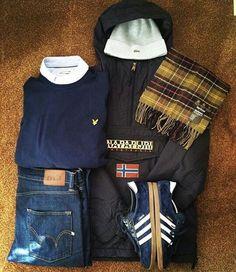 Football Casual Clothing, Football Casuals, Football Outfits, Casual Wear, Casual Outfits, Men Casual, Casual Styles, Geek Fashion, Mod Fashion