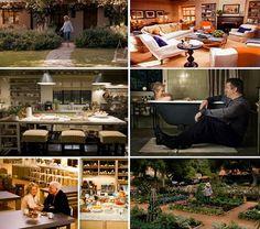 It's Complicated (2009) Production Design: Jon Hutman, Art Direction: W. Steven Graham, Set Decoration: Beth A. Rubino.