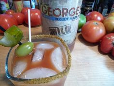 Georges Bloody Mary Mix Mild 2 Pack of 32 Oz. Bottles >>> You can find out more details at the link of the image. (This is an affiliate link) Best Bloody Mary Mix, Cocktail Mixers, Craft Cocktails, Tamarind, Gourmet Recipes, Bottles, Link, Image, Food