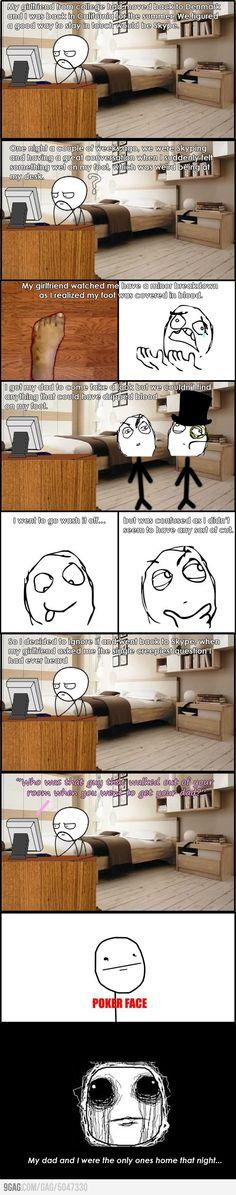Paranormal meme!