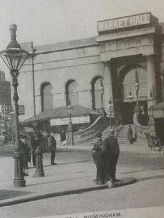 Birmingham City Centre, Birmingham England, West Midlands, Old Town, Past, Archive, Range, Memories, History