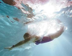 Water workouts: the coolest thing to hit the workout scene since neon spandex.
