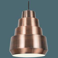 Sessak Ivo K1771-1HCU Harjatu kupari Riippuvalaisin Ceiling Lights, Lighting, Pendant, Home Decor, Decoration Home, Room Decor, Hang Tags, Lights, Pendants