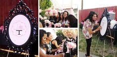 4e705c4d97 Sisterly Love Bake Shop   Pink   Black  Boudoir Lingerie Bridal Shower