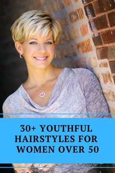 Are you a bit aged? searching for some youthful hairstyles for older women? clic… – Short Hair Cuts For Women - Water Short Hair Older Women, Hair Styles For Women Over 50, Short Hair Styles For Round Faces, Haircut For Older Women, Short Hair Styles Easy, Short Hair With Layers, Curly Hair Styles, Hair For Women Over 50, Short Hair Over 50