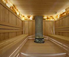 Hotel door design spas 57 Ideas for 2019 Modern Bathroom Light Fixtures, Exterior Light Fixtures, Exterior Lighting, Sauna Steam Room, Sauna Room, Saunas, Diy Door Knobs, Brown Front Doors, Sauna Heater