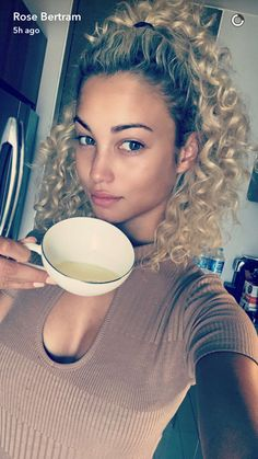 Rose Bertram || Snapchat (August 20, 2016)