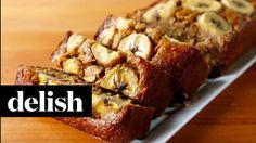 Gluten-Free Banana Bread | Delish - YouTube