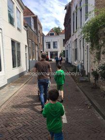 Sommerurlaub mit Kindern in Holland - Reisetipps - Middelburg