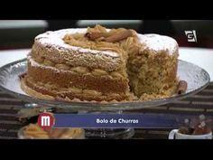 Bolo de churros – ReceitasTV Gazeta
