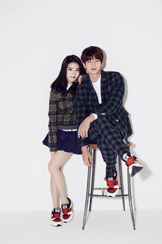 IU & Song Jae Rim