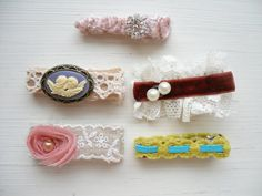 Couture Hair Clips