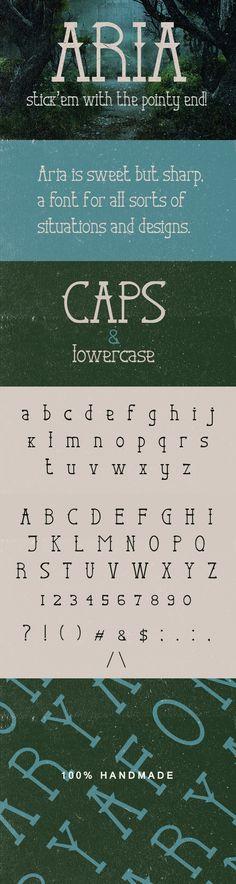 Beautiful bundle of 52 OpenType fonts -  http://dealfuel.com/seller/52-opentype-fonts-bundle/  #fonts #opentypefonts