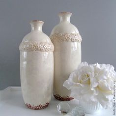Bottle, Home Decor, Homemade Home Decor, Flask, Decoration Home, Jars, Interior Decorating