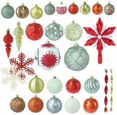 Pepper Berry Lane Shatter-Resistant Ornament Sparkle Home Decor (100-Count)  #Ornament #Sparkle #SparkleOrnament #ShatterResistant #PepperBerryLane #Pepper #BerryLane #HomeDecor #Decor #SparkleDecor #100Count