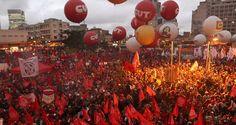 Manifestacao-Pro-Governo  OS MILITANTES PAGOS E A INDÚSTRIA DO PROTESTO PAGO