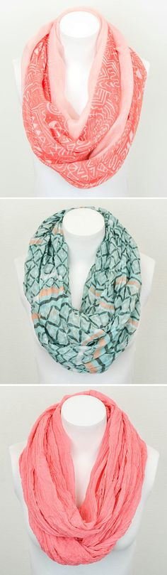 Awesome Infinity Scarves