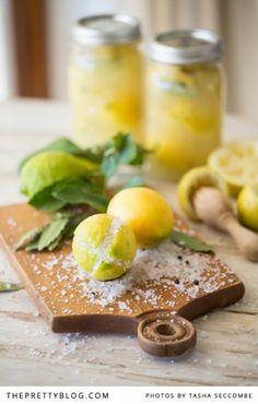 Preserved Lemon {Recipe}