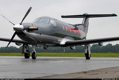 Pilatus PC 12. One plane that I would like to own. Comfort with some long legs